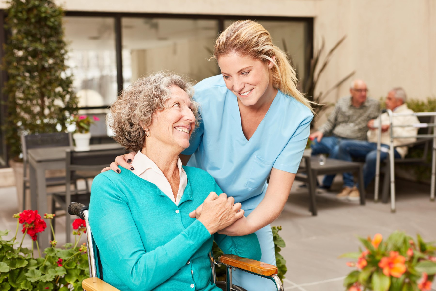 Skilled Nursing Long Beach